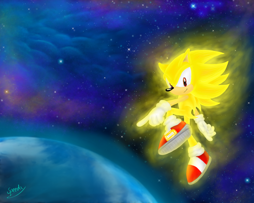 At The Edge Of Space by Speedy1236