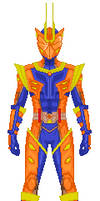 Kamen Rider Basaroh