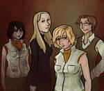 Silent Hill 3 Gang
