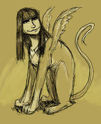 Sphinx by RevisionOfLines