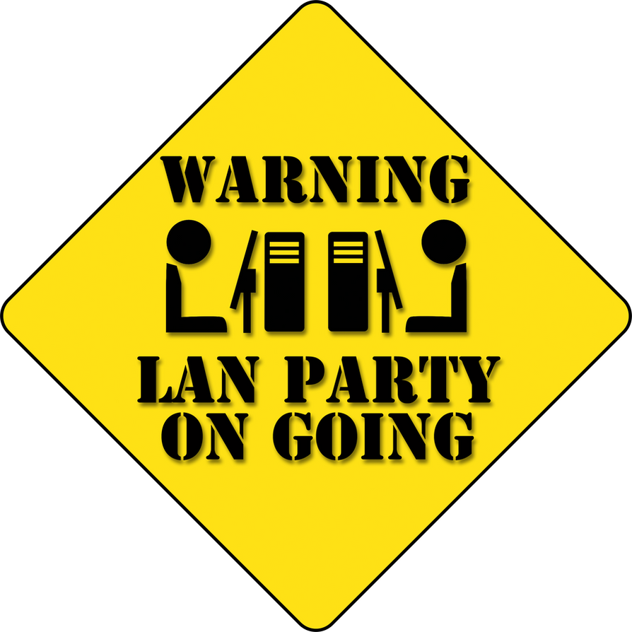 Image Gallery lan party
