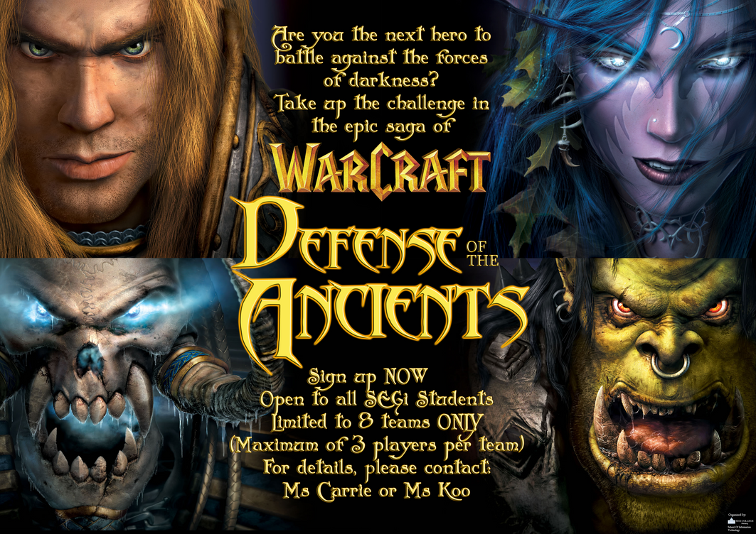 Warcraft iii: reign of chaosхит