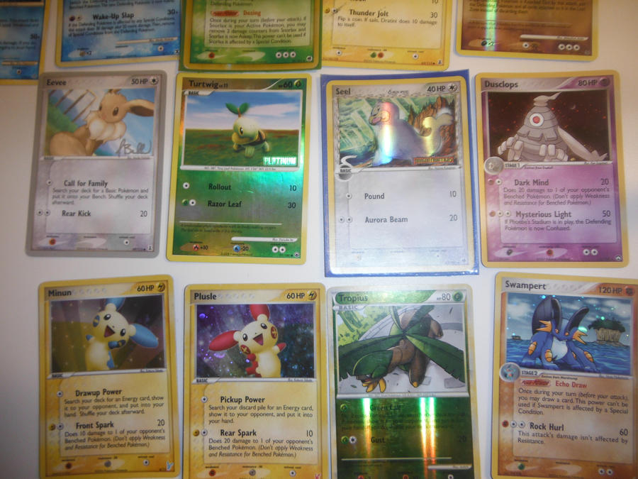 Pokemon Cards For Sale Trade For Figures or Cards6 by aleceast on DeviantArt