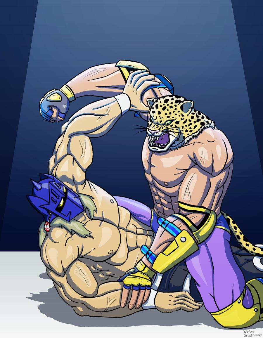 Tekken King Unmasked - #traffic-club