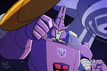TFA - All Hail Galvatron
