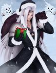 Santa Sephiroth