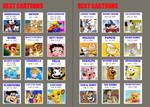 Cartoon Page (World Almanac Version)