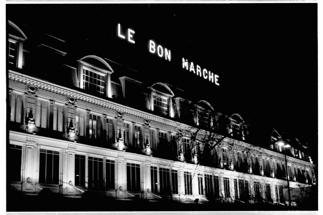 Le bon marche by crindur on deviantart - Le bon marche adresse ...