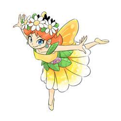 Princess Daisy (fairy)
