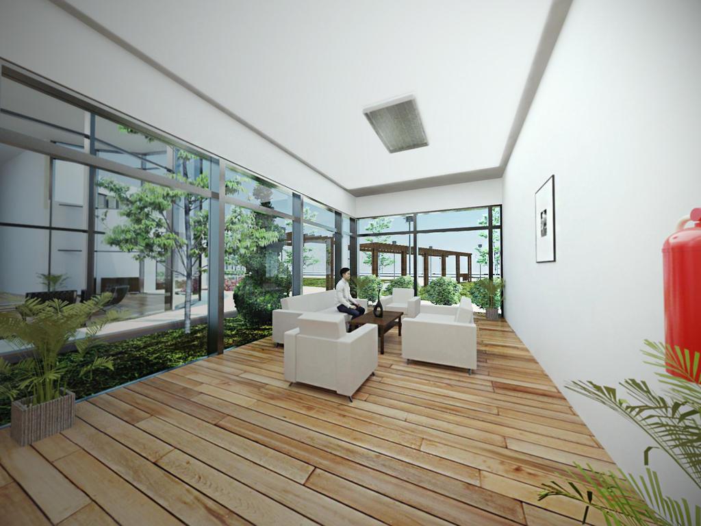 RBI- sala de estar by alfredoarq1000