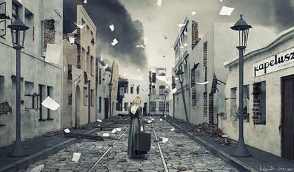 No Place Call Home by krzysiekkowalik