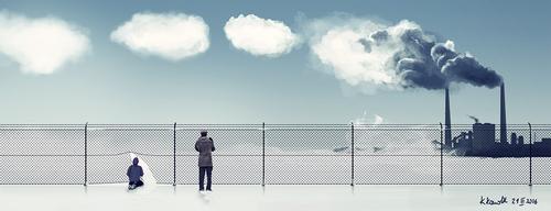 Cloud INC. by krzysiekkowalik