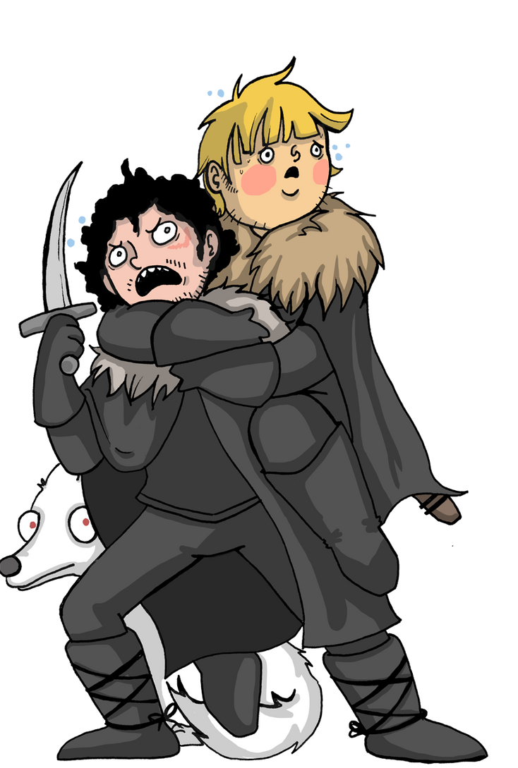 Bros of da Night Watch by Sassgardian