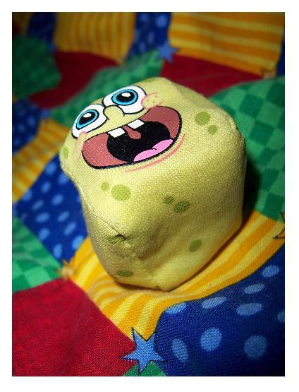 Spongebob by alilahz