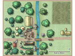 Our party decided to build a new town... by Enerla