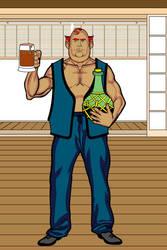 Head Barman Character Reference