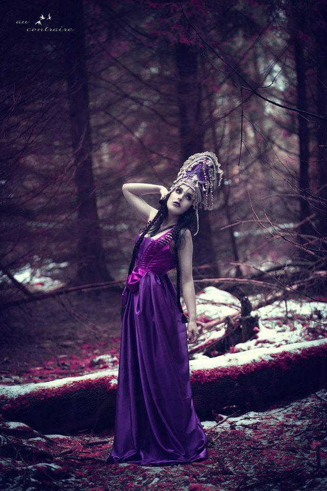 Russian folklore by AgnieszkaOsipa