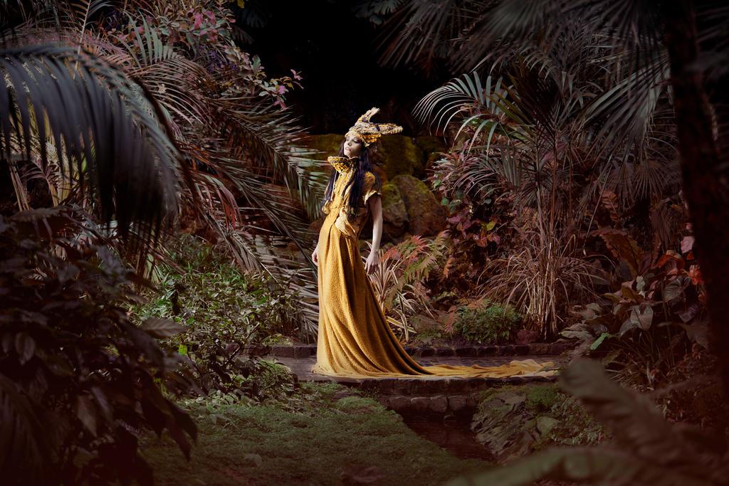 in the garden II by AgnieszkaOsipa