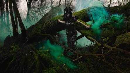 witchcraft by AgnieszkaOsipa