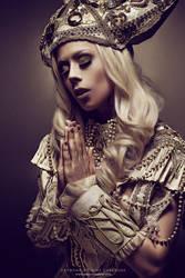 prayer by AgnieszkaOsipa