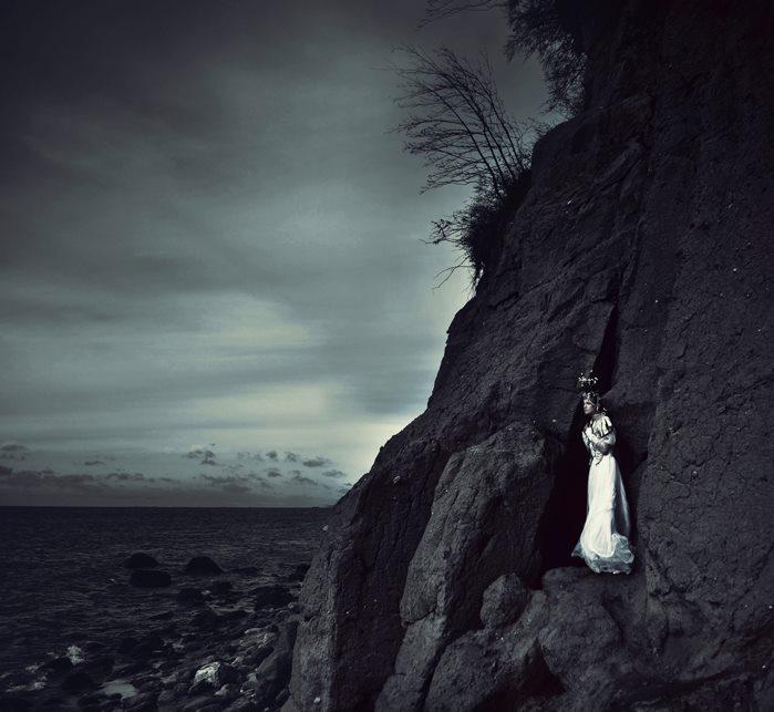 sea story by AgnieszkaOsipa