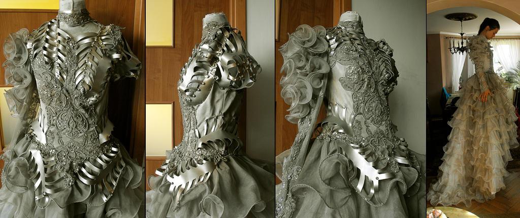 armordress by AgnieszkaOsipa