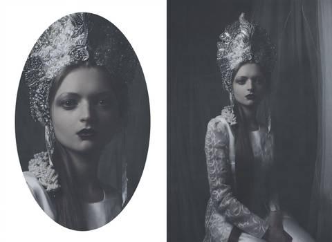 Her Darkness (headpiece)