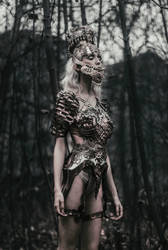 forest lady (costume) by AgnieszkaOsipa