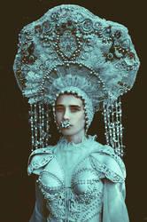 Molchaniye Devushka  (costume) by AgnieszkaOsipa