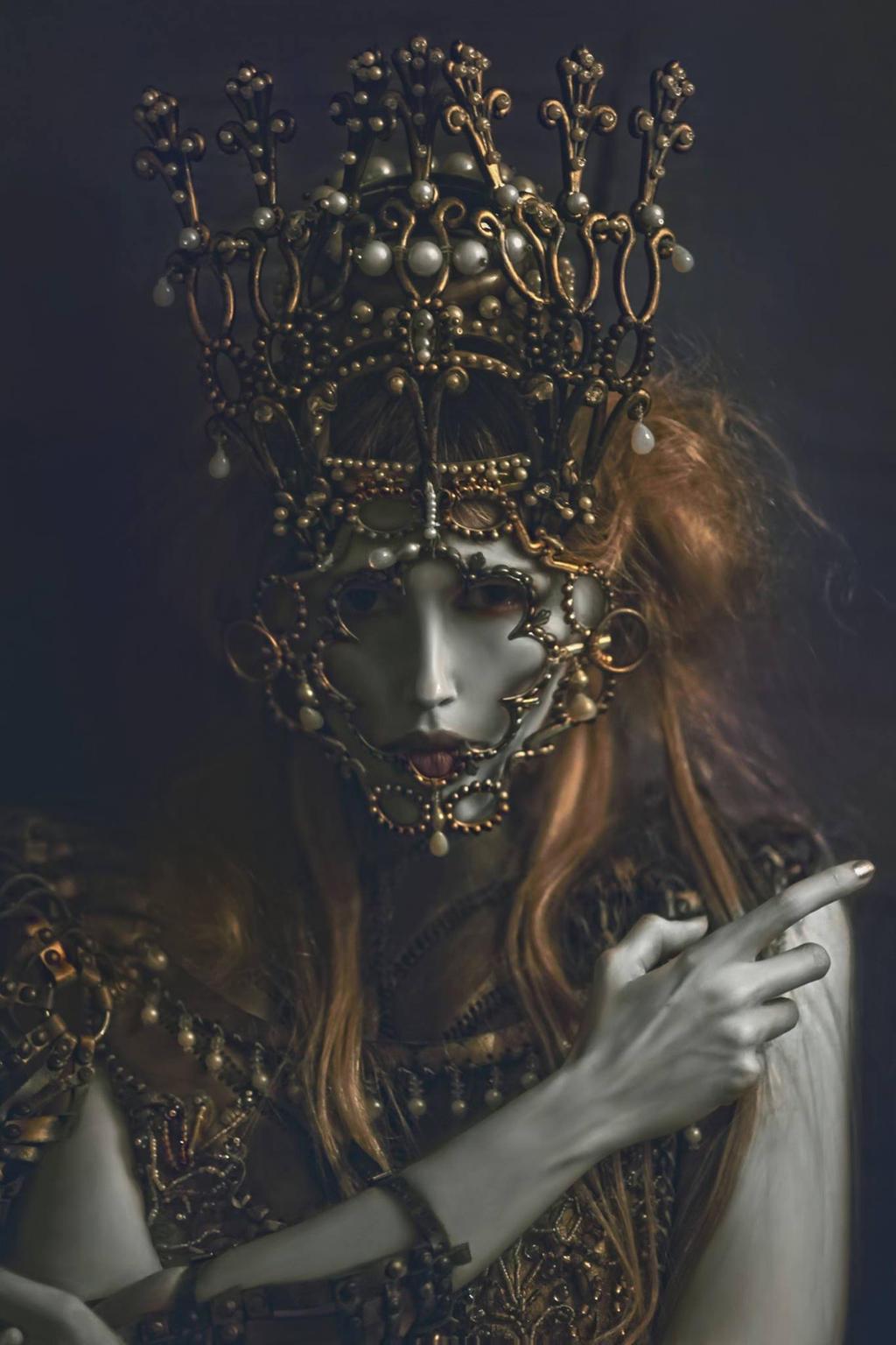 Her Darkness by AgnieszkaOsipa