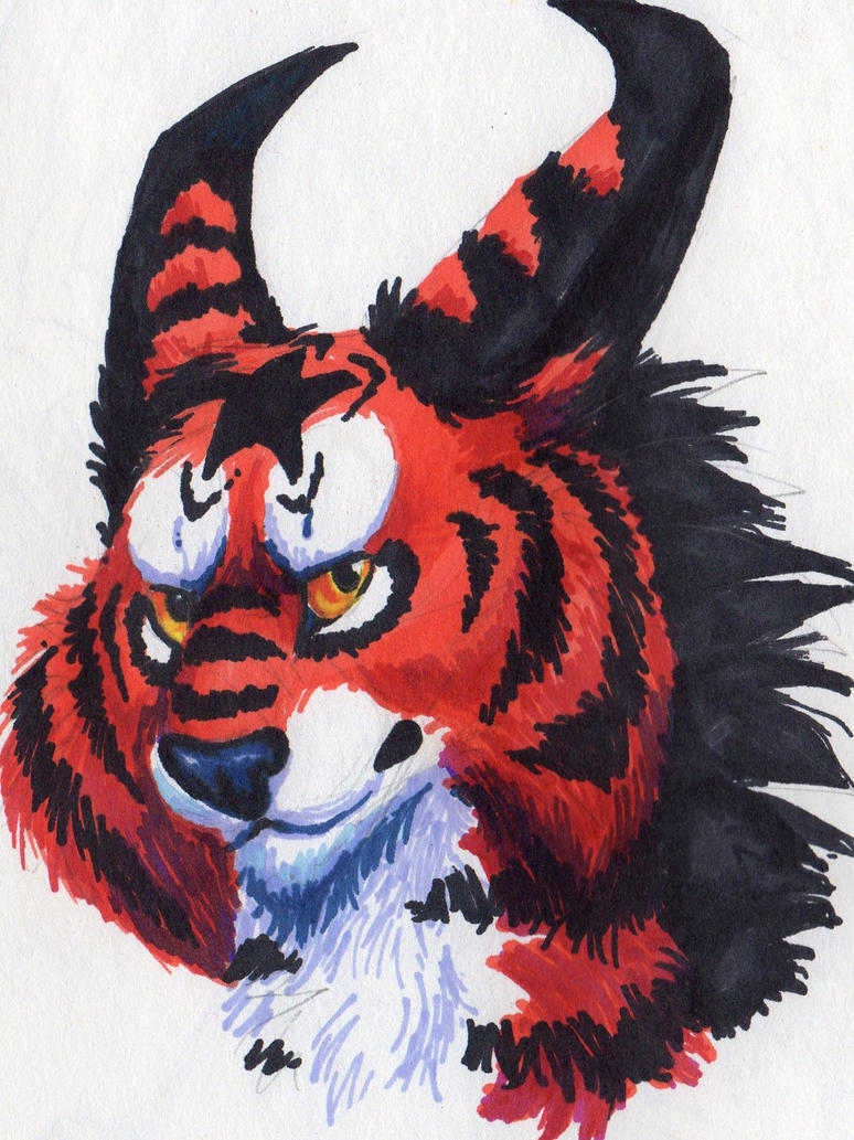Marker October by Octobertiger