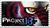 Project 13 Stamp- October 3 by Octobertiger