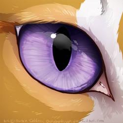 Kipe Eye-con by Octobertiger