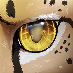 Carbinecat Eyecon by Octobertiger