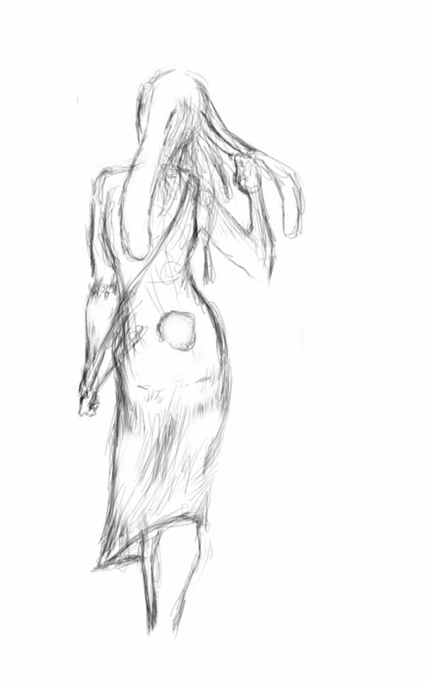 bunny girl by aDesertwind