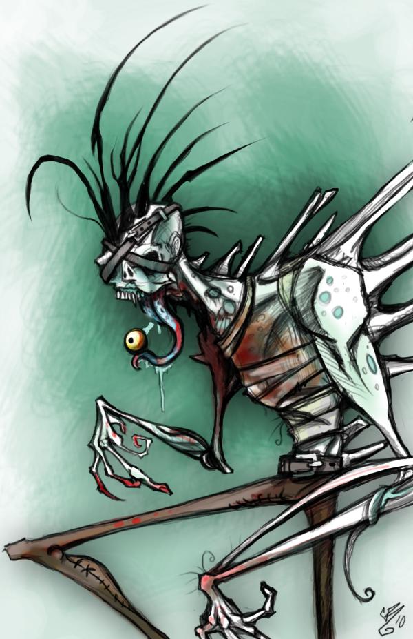 The Executor by BunnyBennett