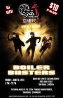 SPG Boiler Busters by BunnyBennett
