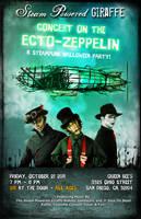 Concert On The Ecto-Zeppelin by BunnyBennett