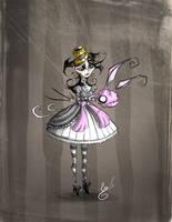 Monocle by BunnyBennett