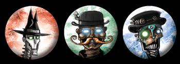SPG Button Art by BunnyBennett