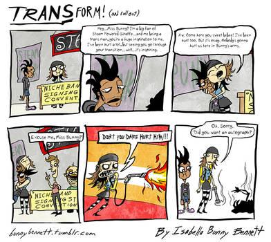 TRANSform 1 - Overreaction