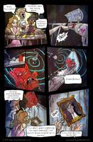 Steam Powered Giraffe Page 030 by BunnyBennett