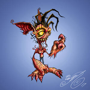 Fire Goblin