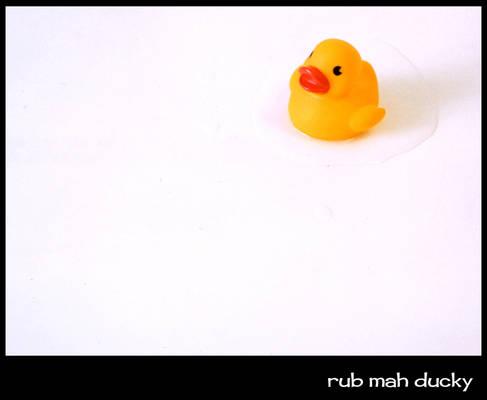 rUb mah dUcky