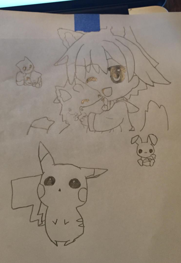 Anime Mix by CuteLOLingCat