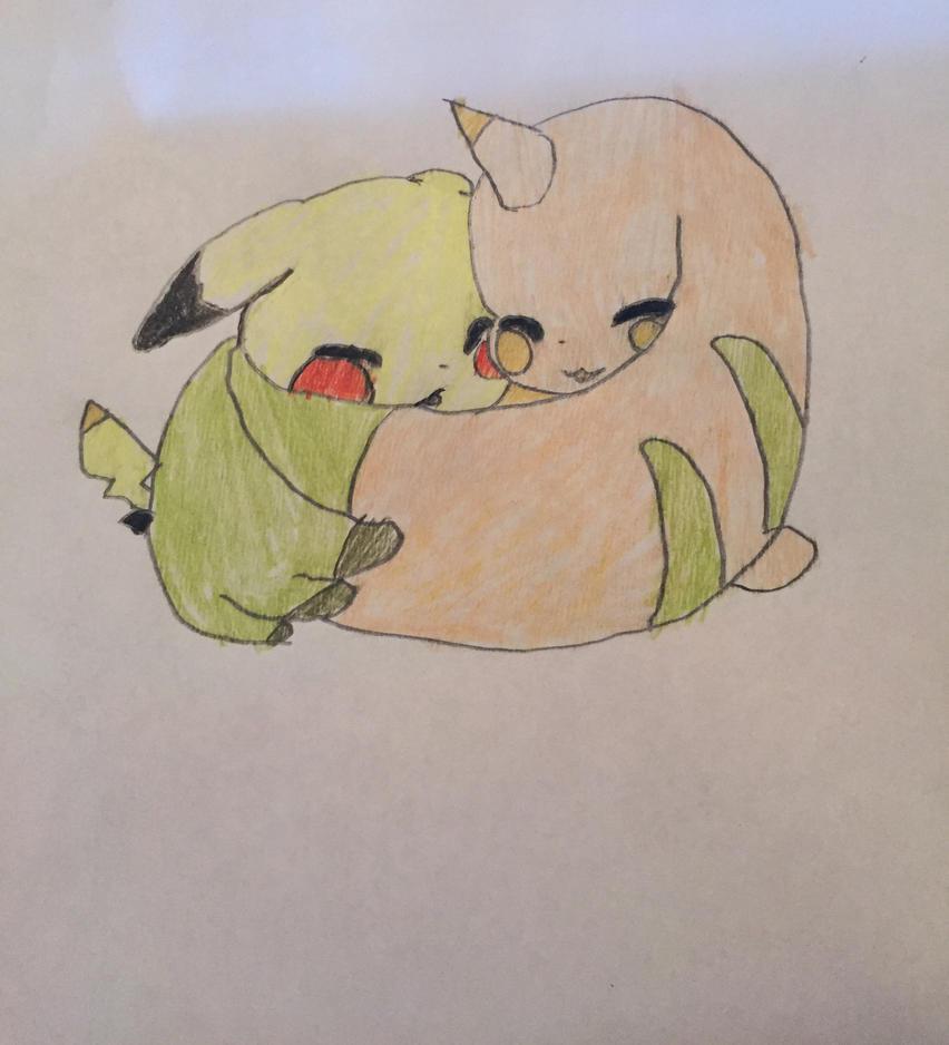 Poke'mon Cuteness by CuteLOLingCat