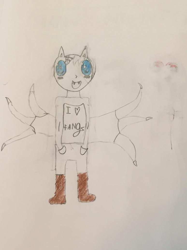 Teen Devil Boy by CuteLOLingCat
