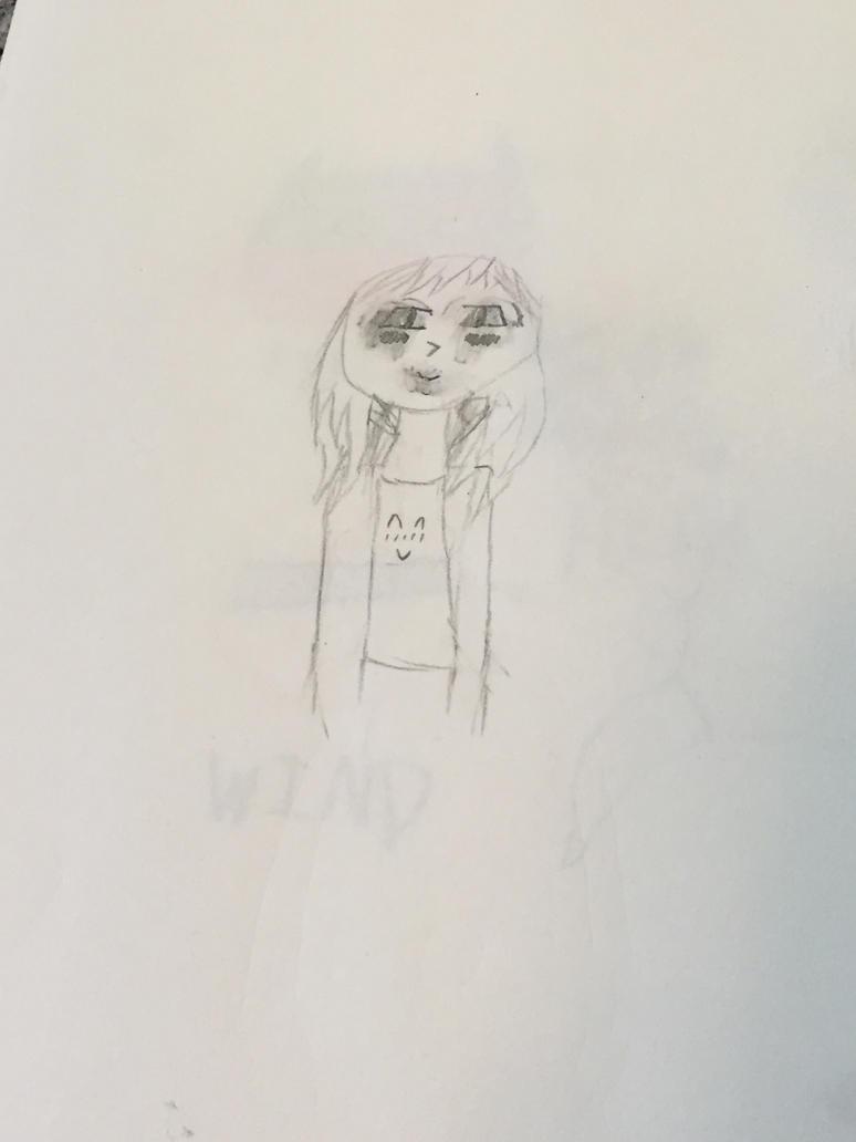 Teen Girl by CuteLOLingCat