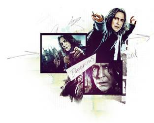 Severus Snape 05072011 by Imai-san