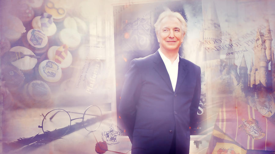 Alan Rickman 26072011 by Imai-san